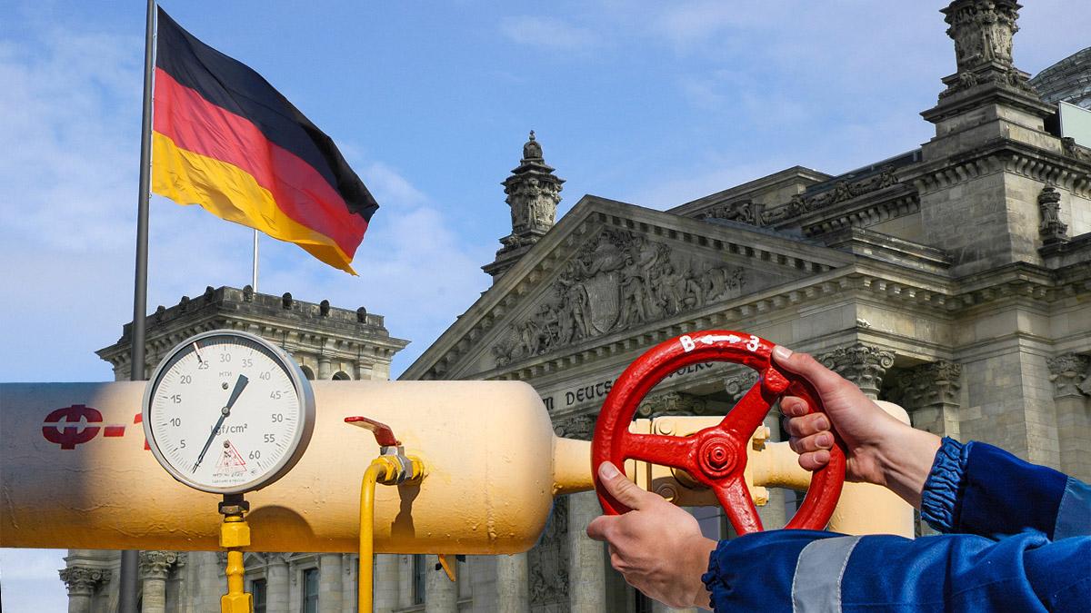 Кабмин ФРГ о несоблюдении РФ контрактов на поставки газа