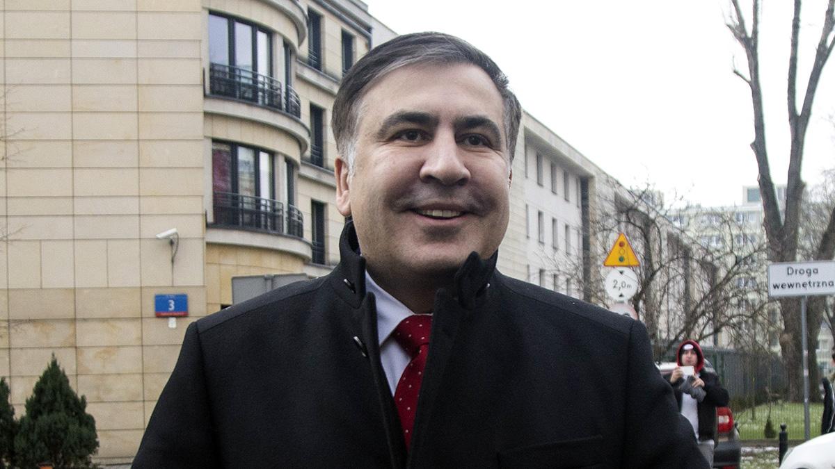 Арест экс-президента Михаила Саакашвили