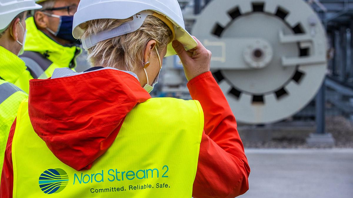 Nord Stream 2 AG подала апелляцию на решение суда