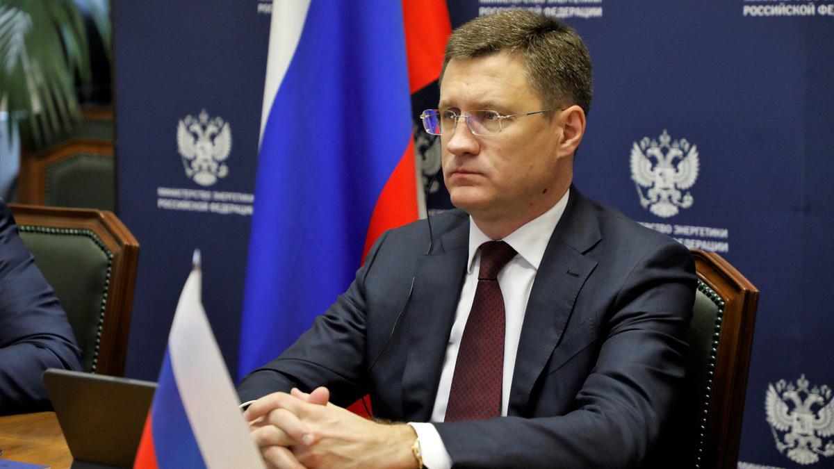 """Новак заявил о готовности к запуску """"Северного потока — 2"""""""