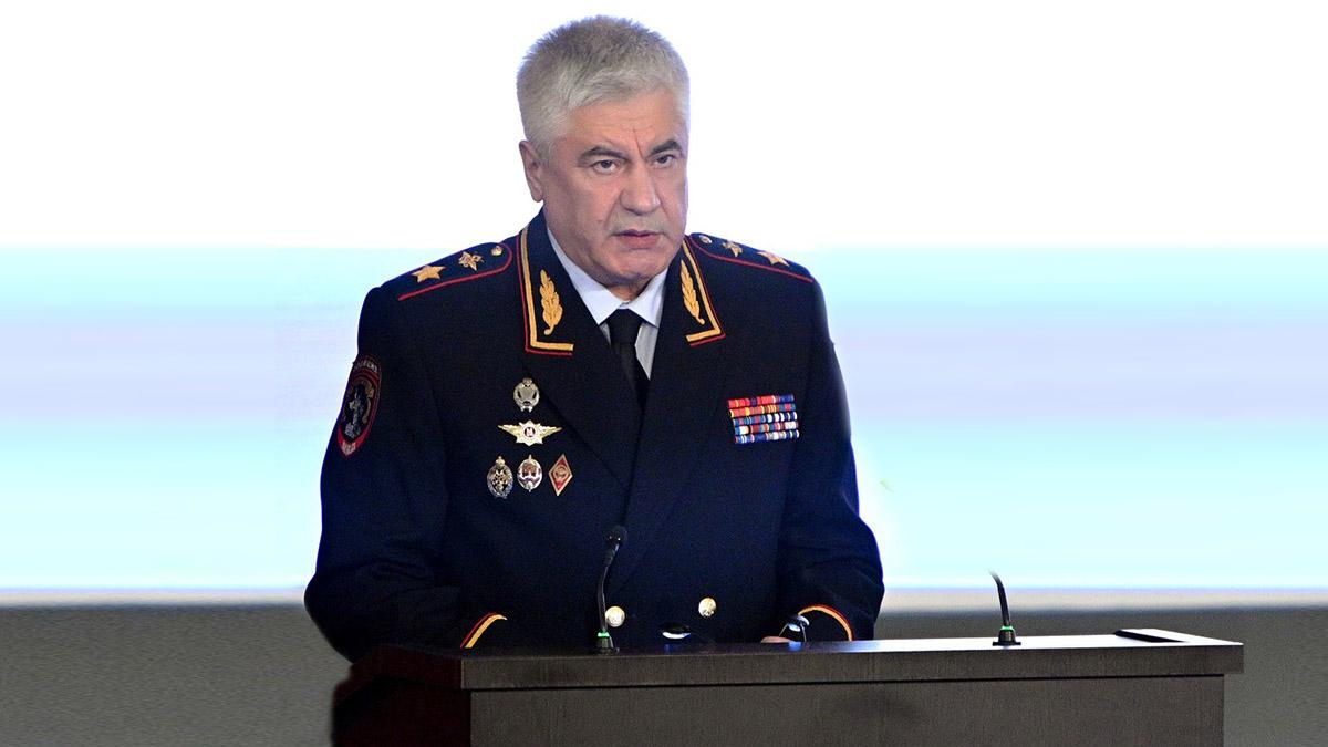 МВД России обеспокоенно наркотизацией Украины