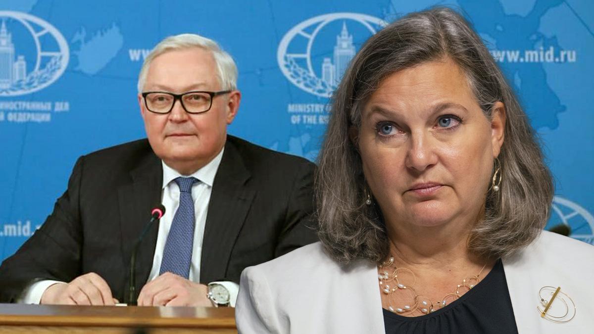 Переговоры Рябкова и Нуланд завершились в МИД России