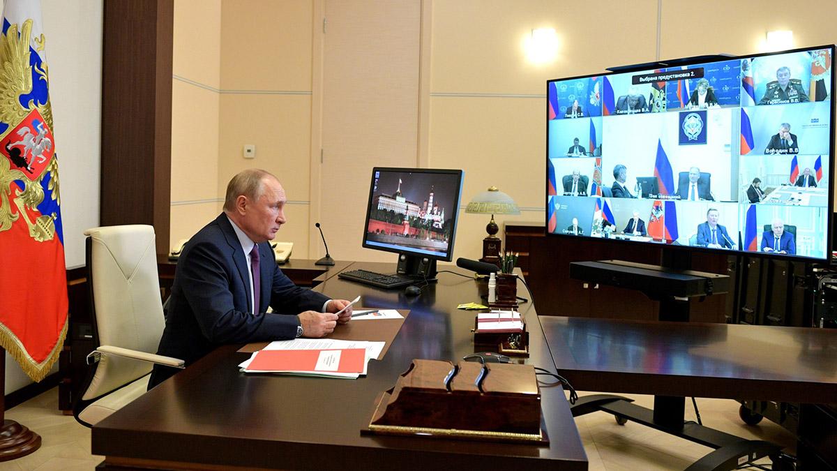 Путин сменил глав двух регионов