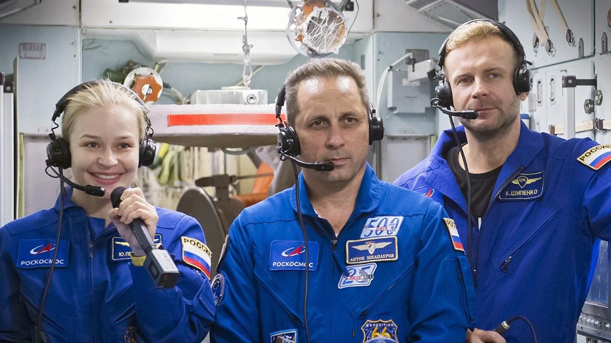 Экипаж «Союз МС-19»