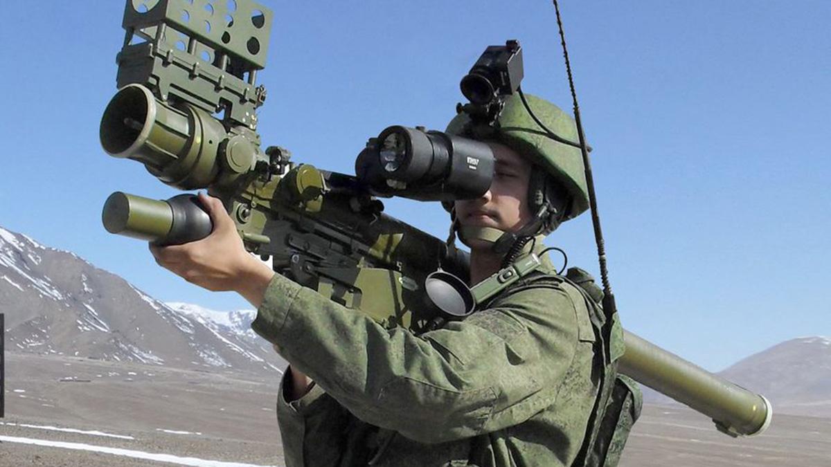 Российским ПЗРК увеличат дальность стрельбы