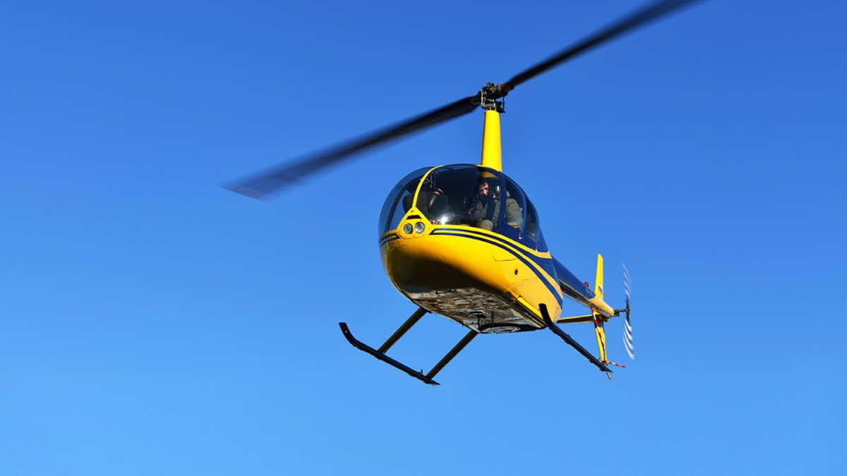 Вертолёт Robinson