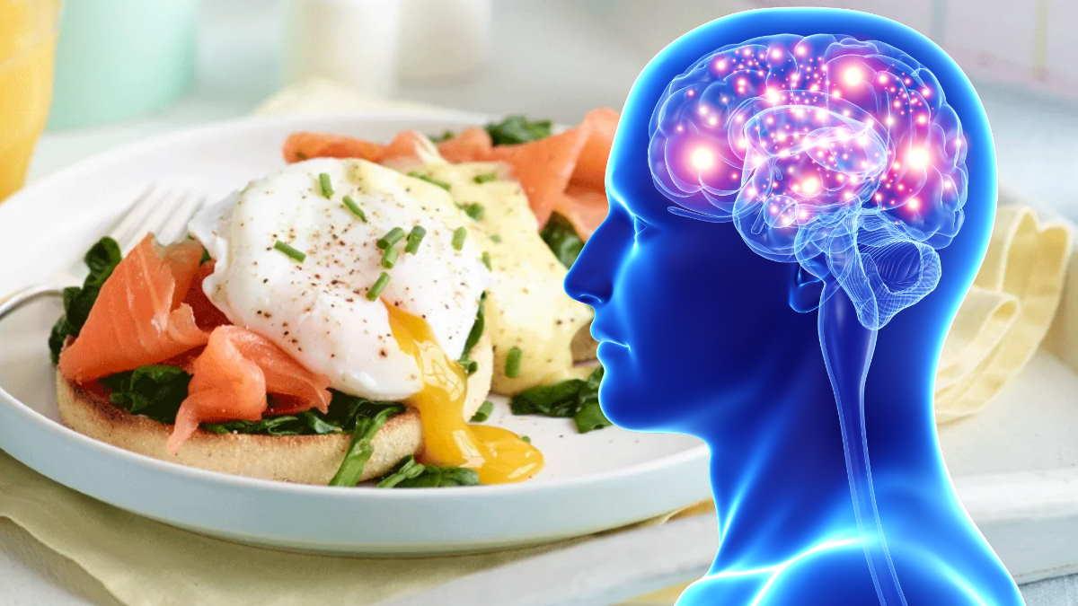 еда для здоровья мозга