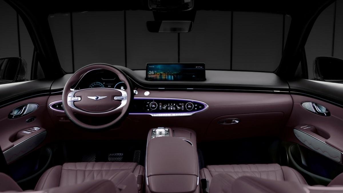 Genesis признали самой высокотехнологичной маркой автомобилей 2021 года