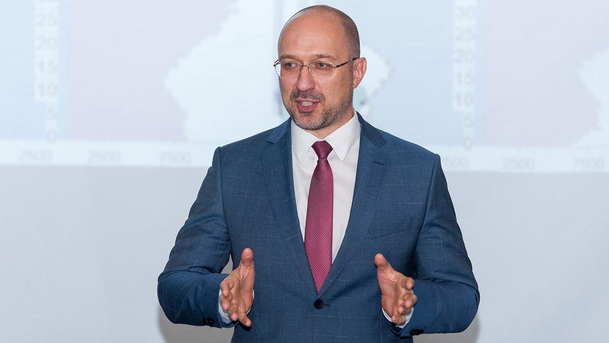 Транзит газа на Украине