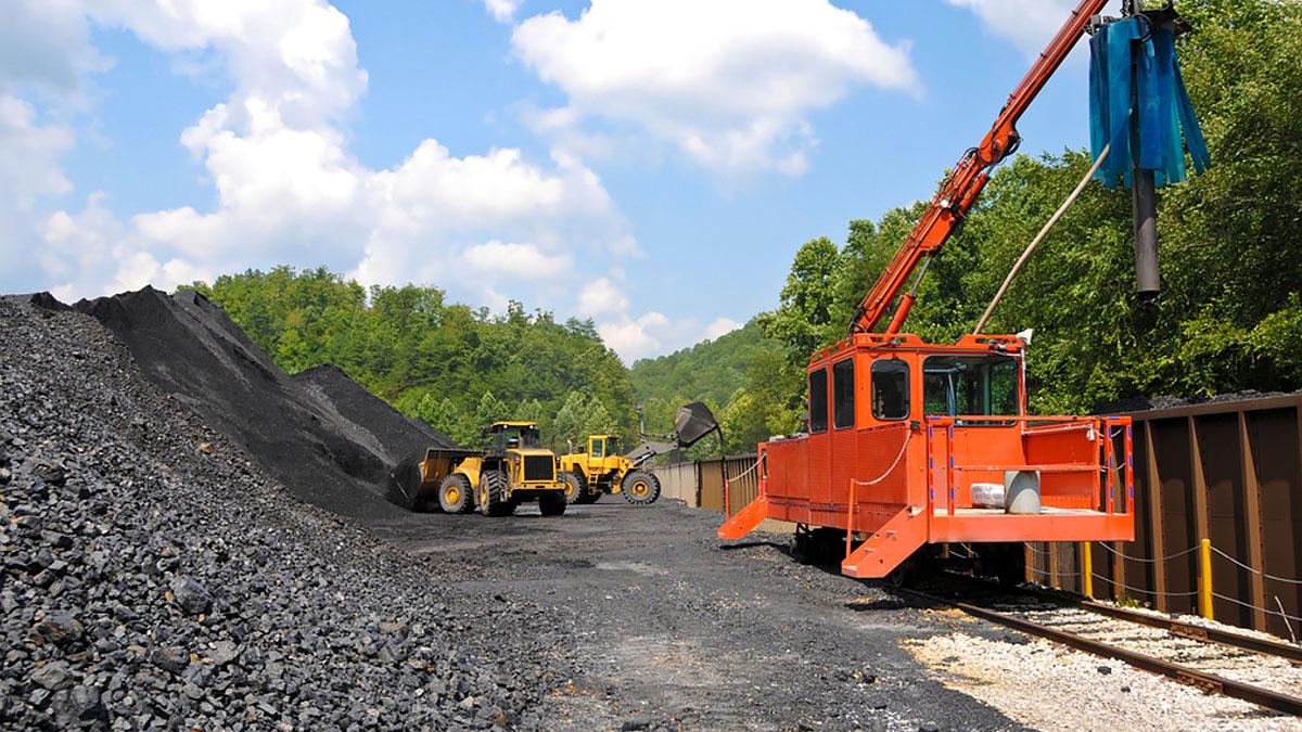 Цена угля в Европе побила рекорд