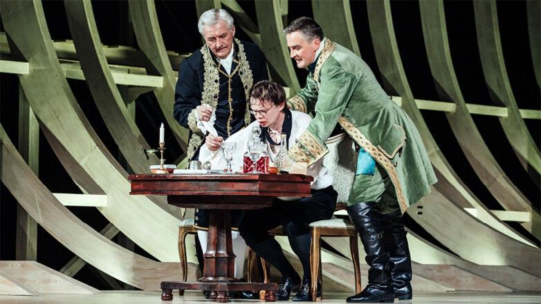 Малый театр выпускает спектакль «Петр I»