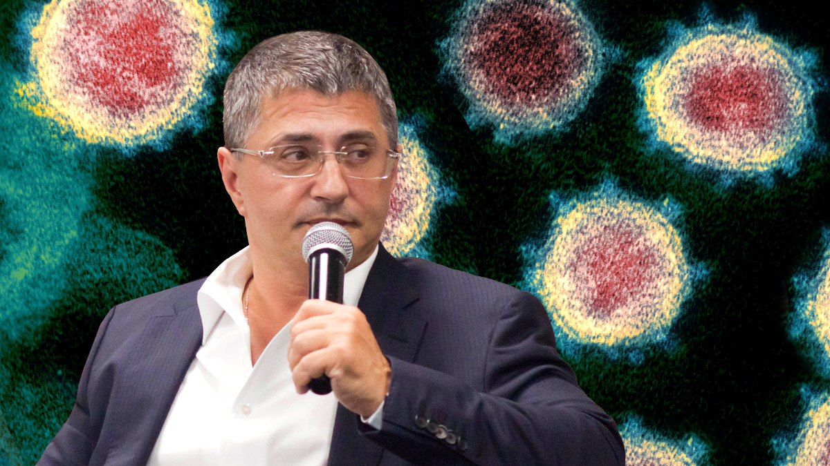 Александр Мясников об особенностях коронавируса