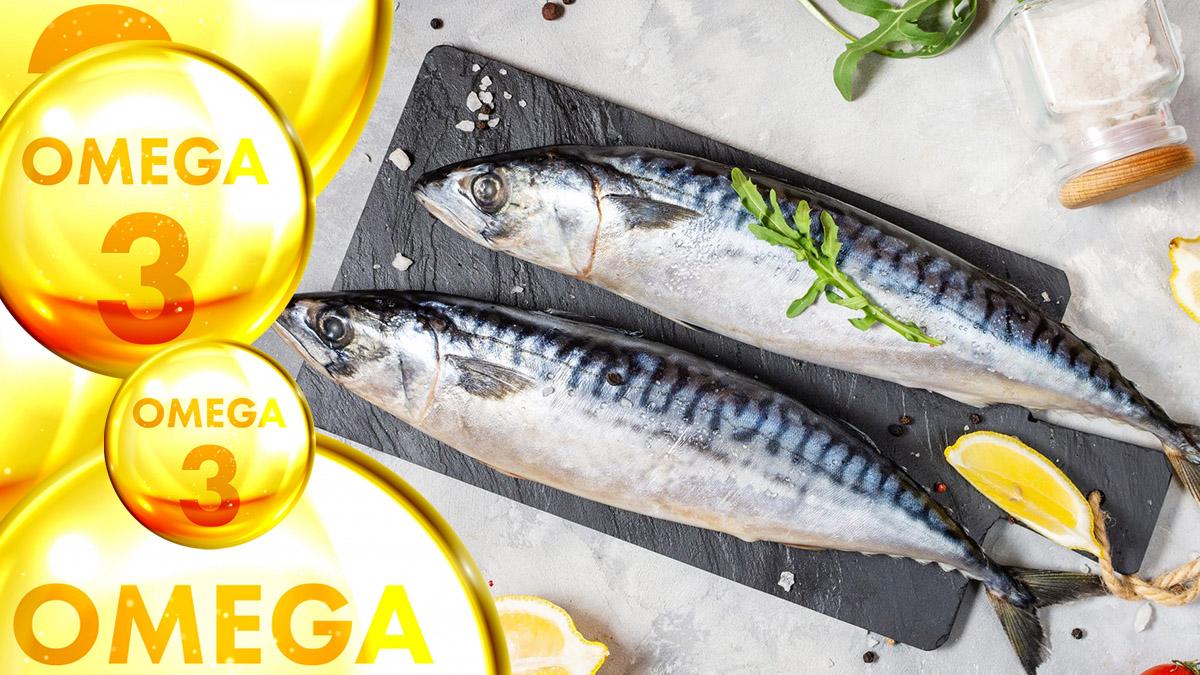 Лучшая рыба для снятия воспаления