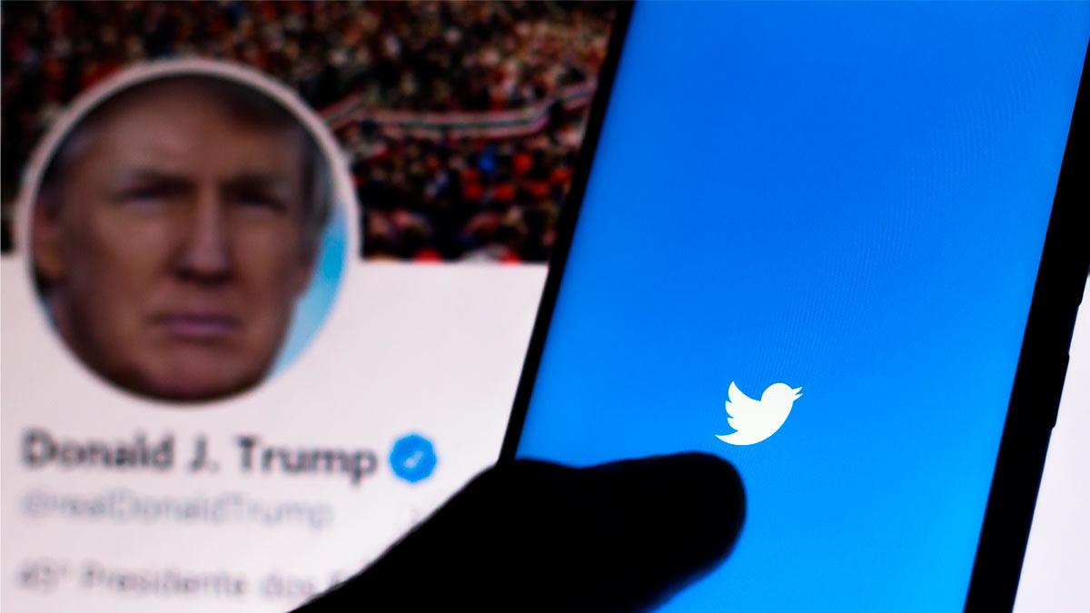 Трамп намерен восстановить свой аккаунт в Twitter
