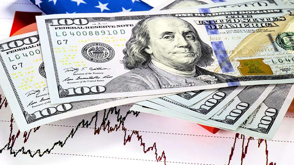 Курс доллара рекордно упал