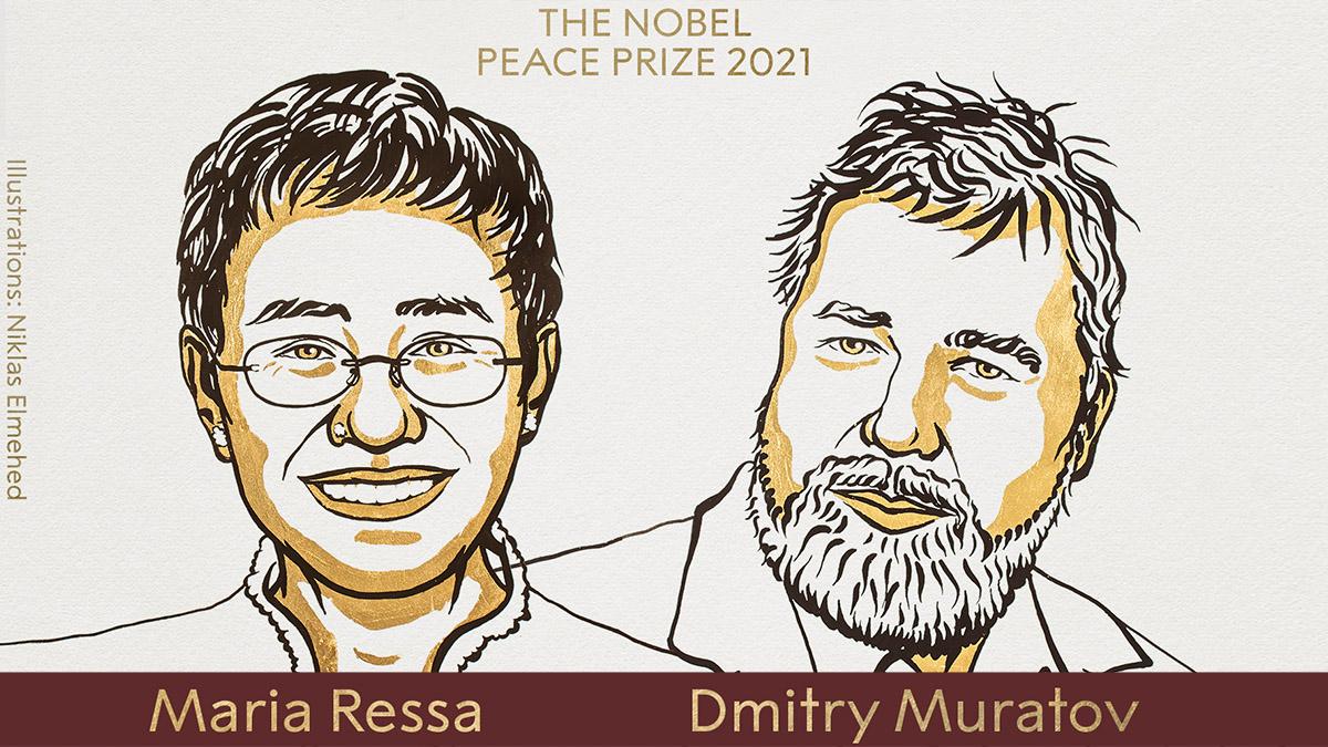 Нобелевская премия мира за 2021