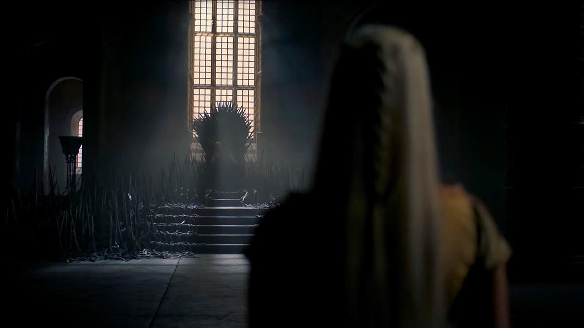 Кадр из приквела «Игры престолов»