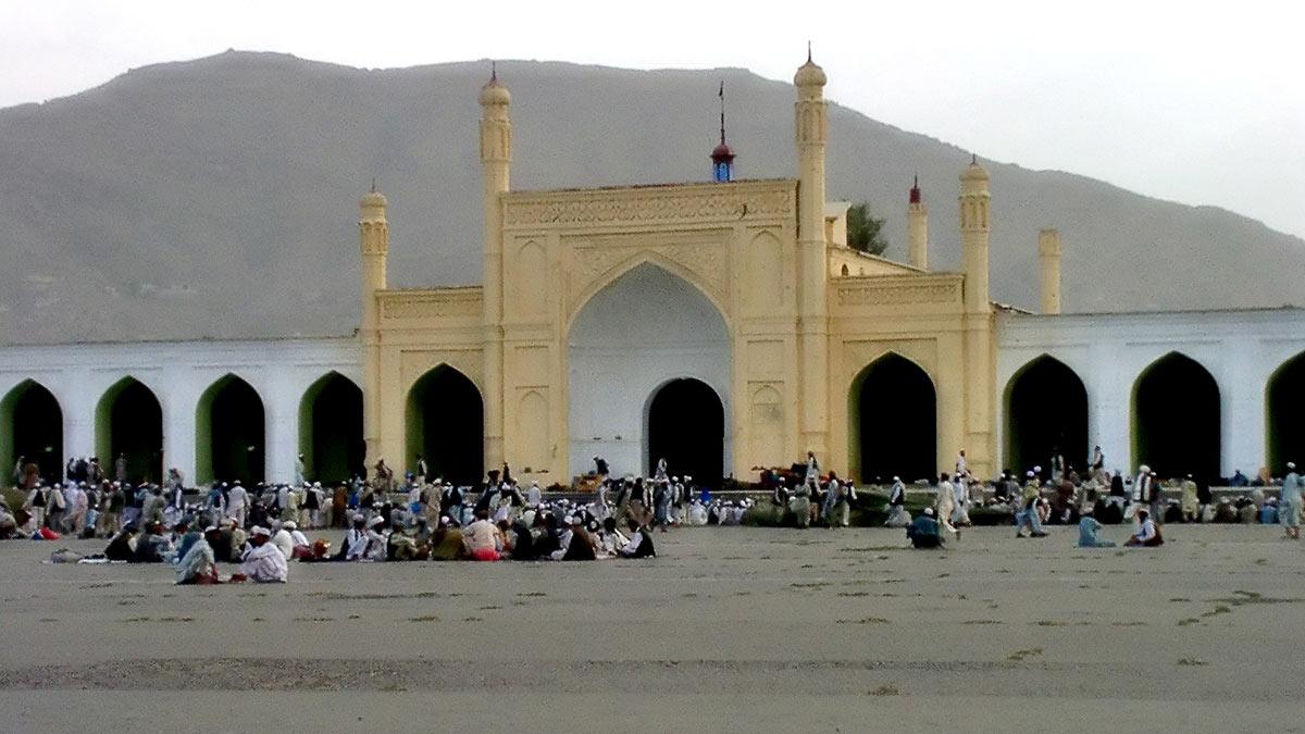 Мечеть Ид Гах Кабул