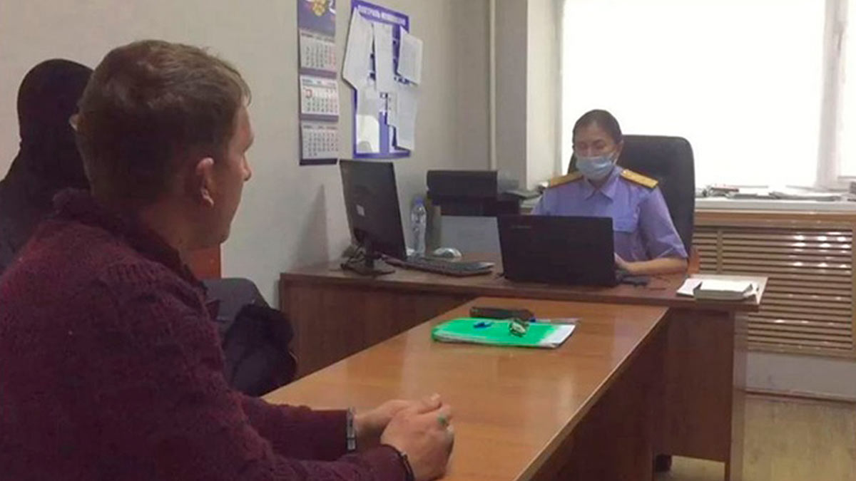 Подозреваемый в убийстве трех студенток в оренбургском