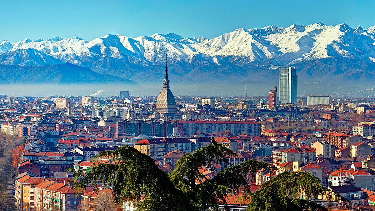 Турин, Италия