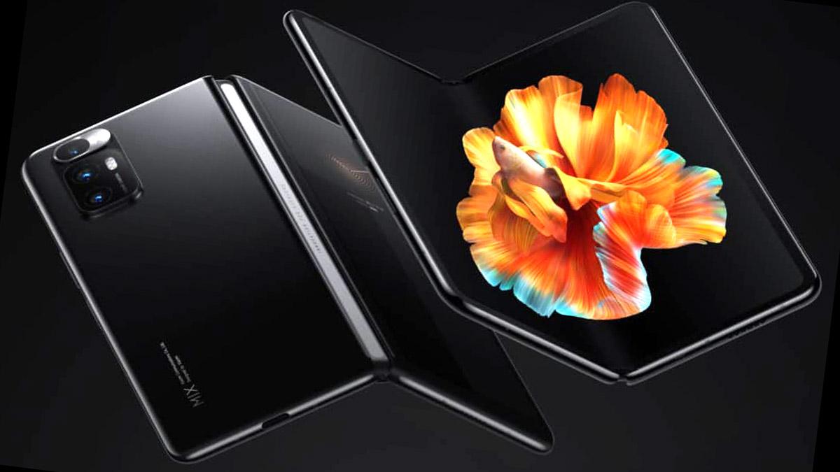 Презентация Xiaomi Mi MIX Fold