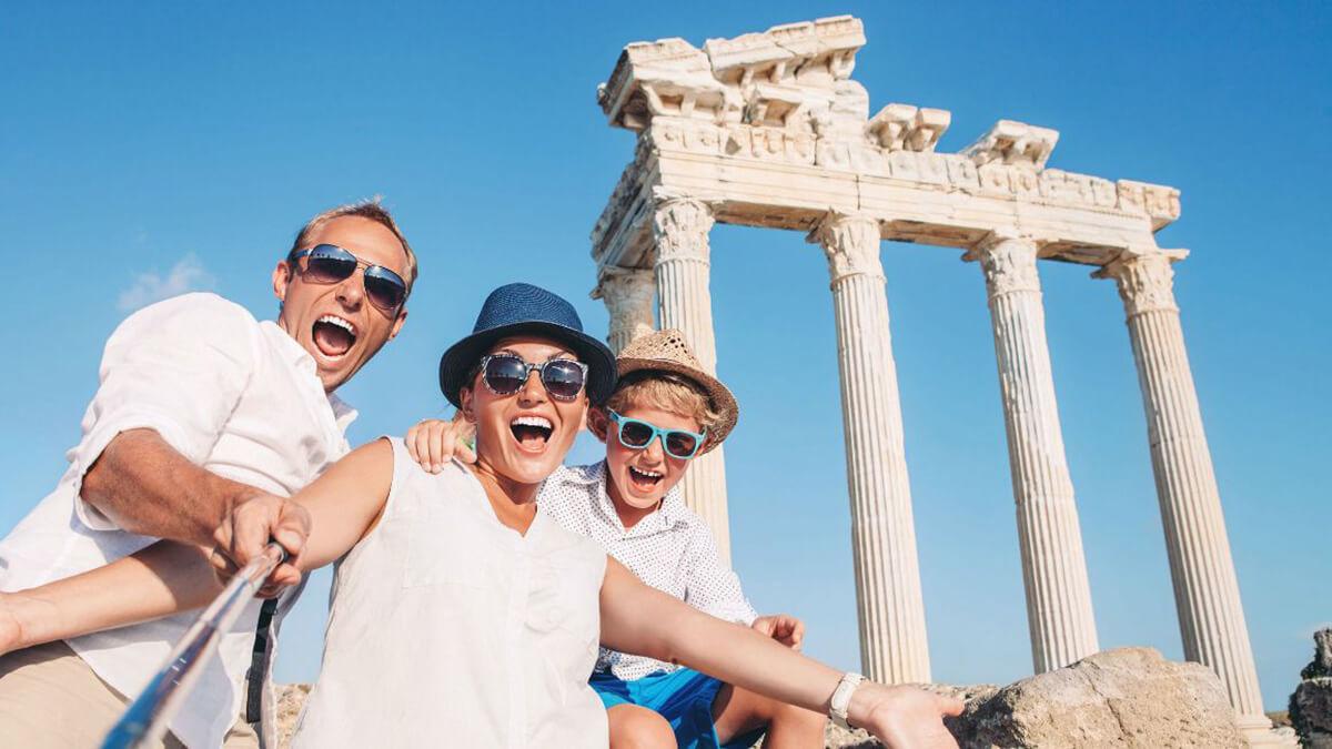 Отдых в турецком Сиде: что посмотреть