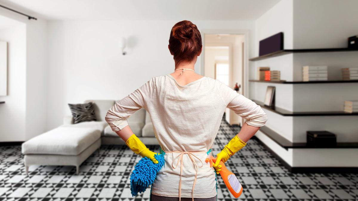 ошибки, которые совершают при мытье напольной плитки