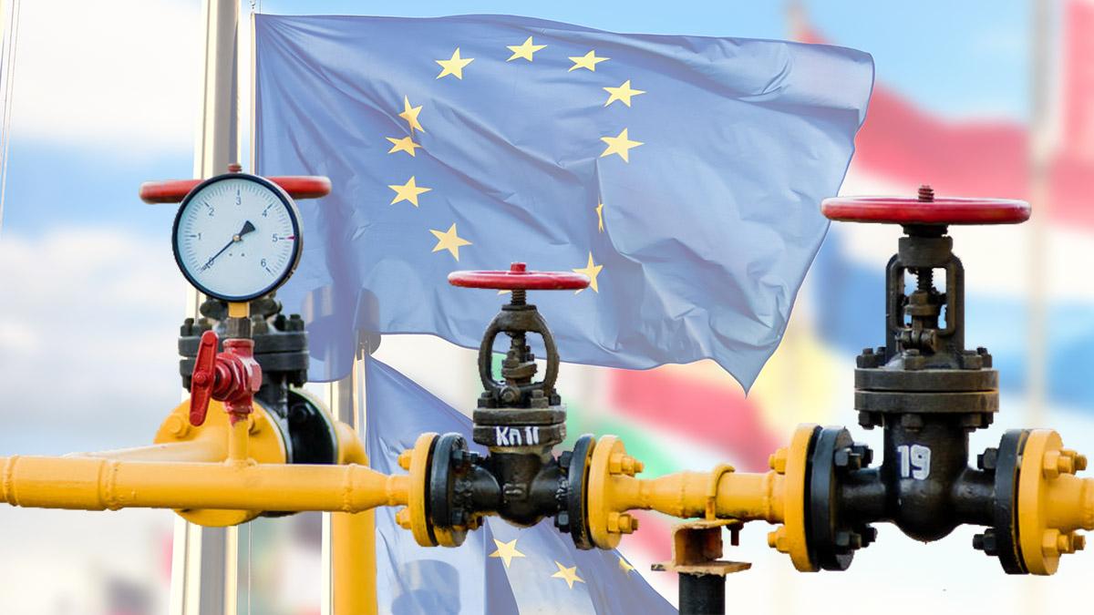 Евросоюз захотел приобрести у России больше газа
