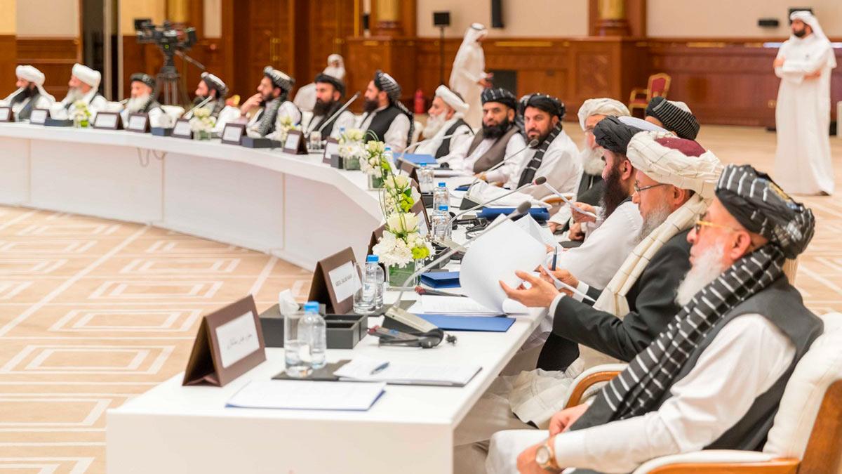 конференция по внутриафганскому диалогу