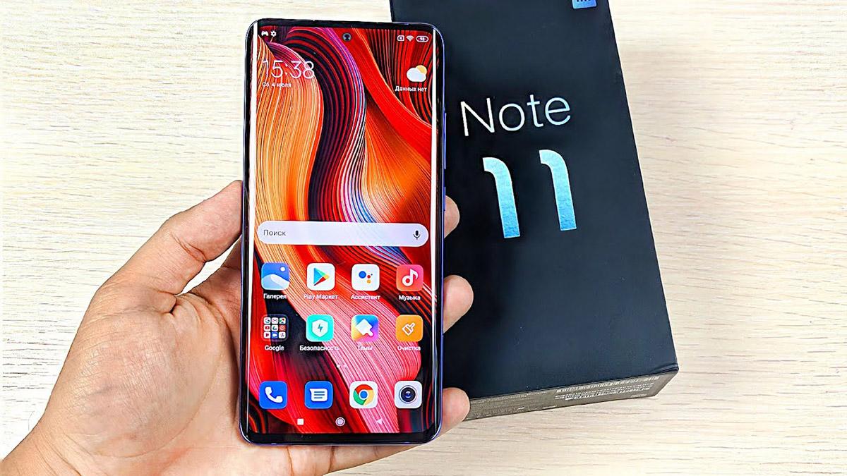 Характеристики смартфона Redmi Note 11 от Xiaomi