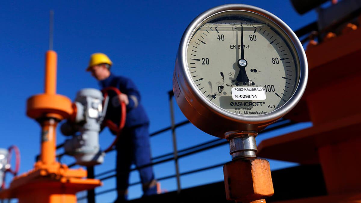 выросла цена на газ в Европе