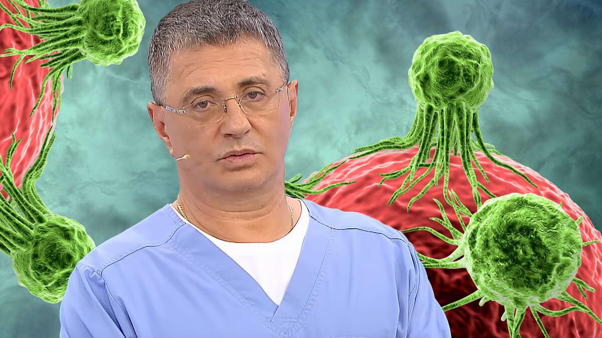 Мясников считает, что коронавирус провоцирует рак