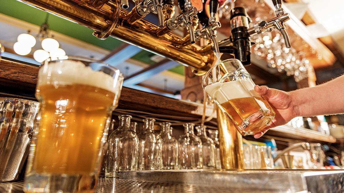 подорожание пива в России