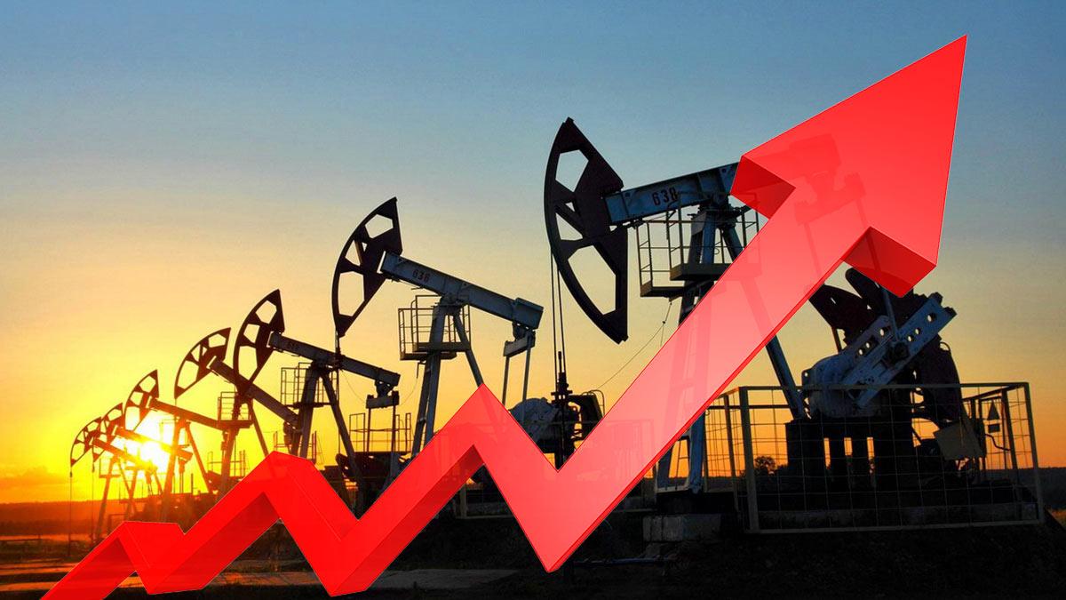 Цены на нефть достигли максимумов