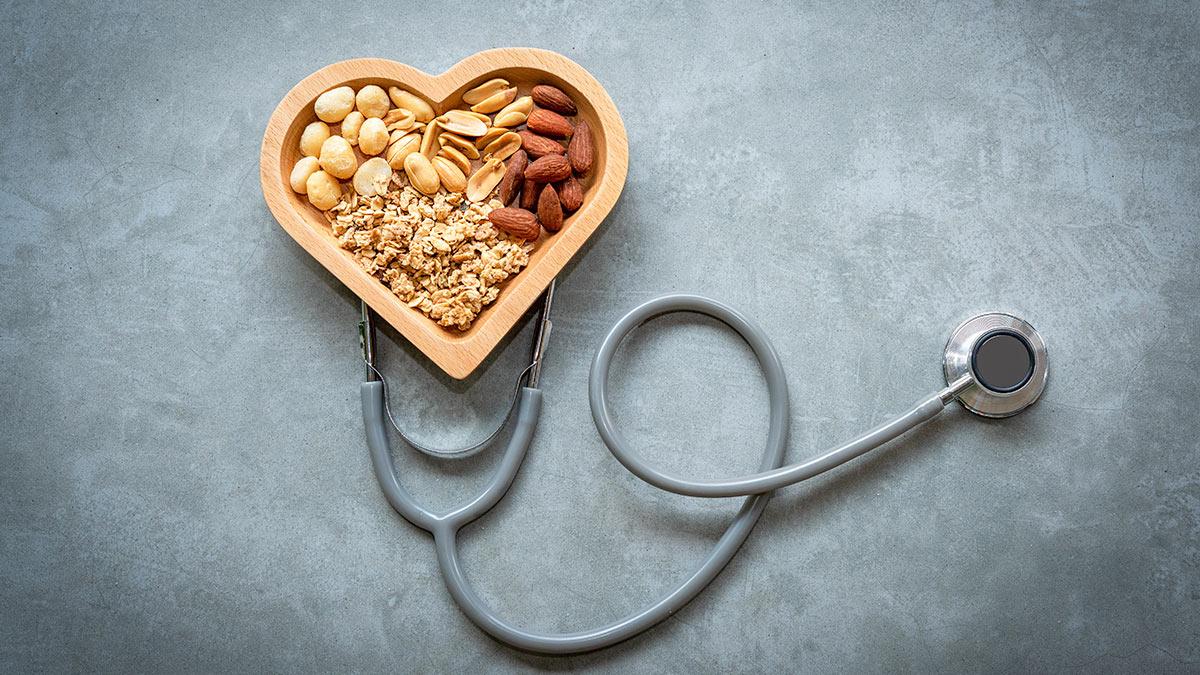 Орехи от рака и для сердца