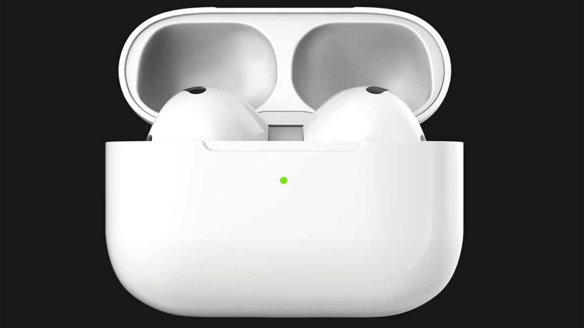 Apple покажет новые наушники AirPods 3