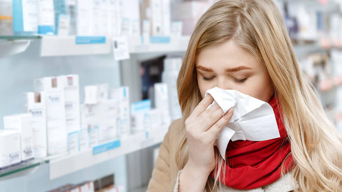 спрос на противопростудные лекарства