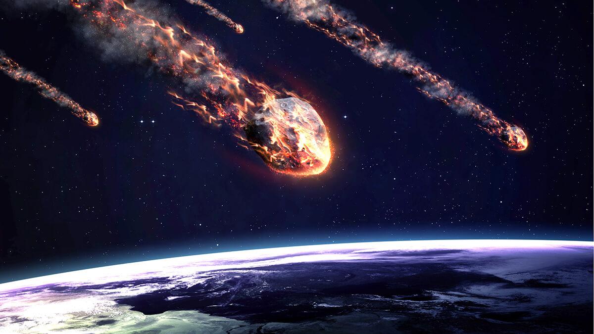 700 астероидов могут достичь Земли