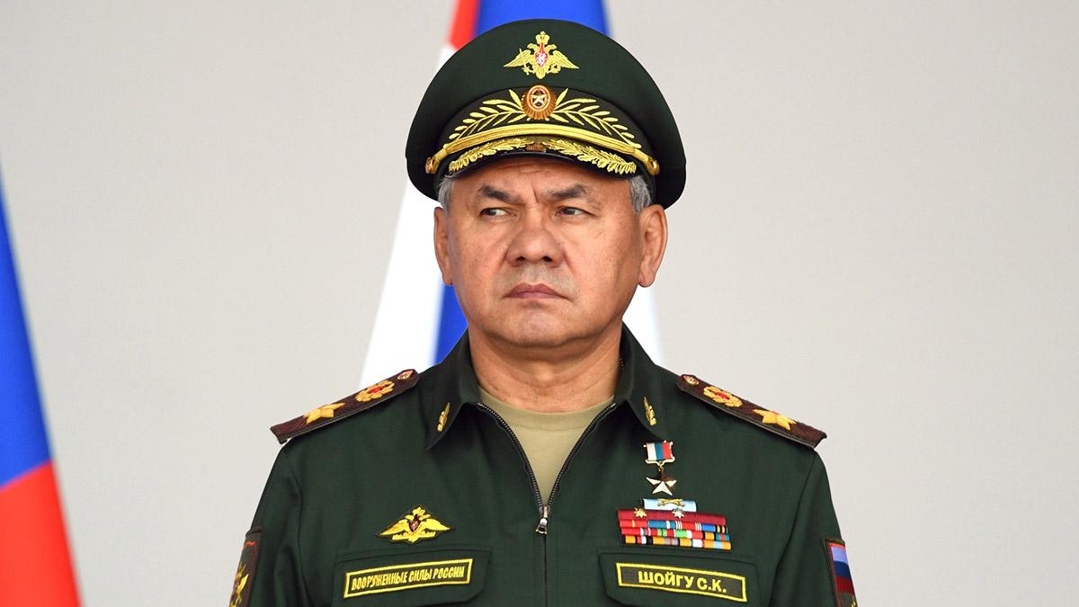 Министр обороны Сергей Шойгу наказал военных
