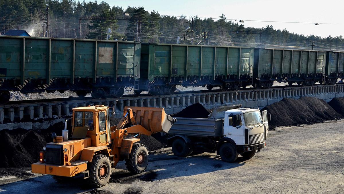 Европа из-за подорожания газа переходит на уголь